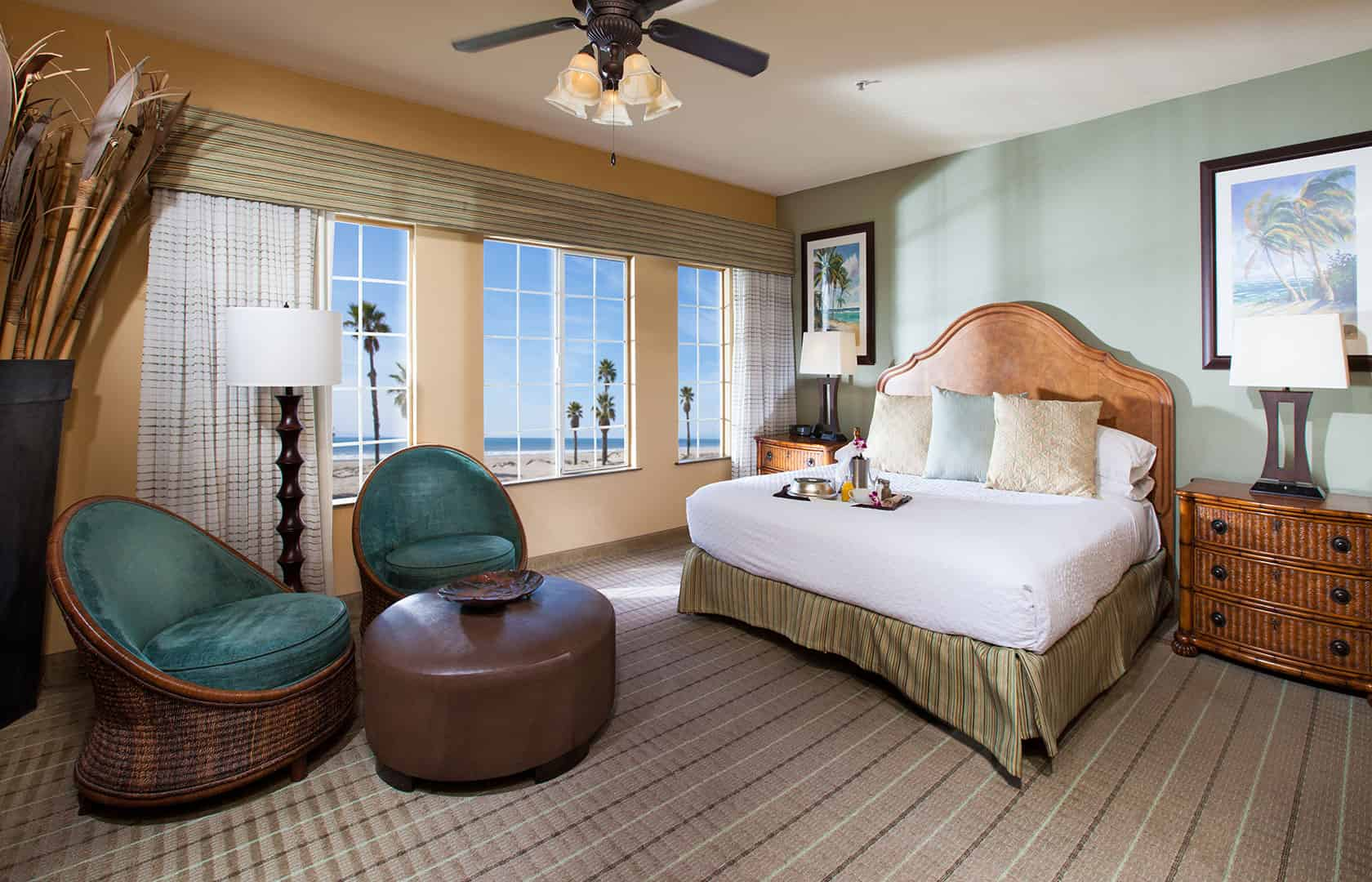 Mandalay Beach Hotel Rooms - Embassy Suites by Hilton